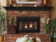 Innsbrook DV Clean-Face Traditional Fireplace Insert - Intermittent Pilot Control with On/Off Switch - Large - DVC28IN71