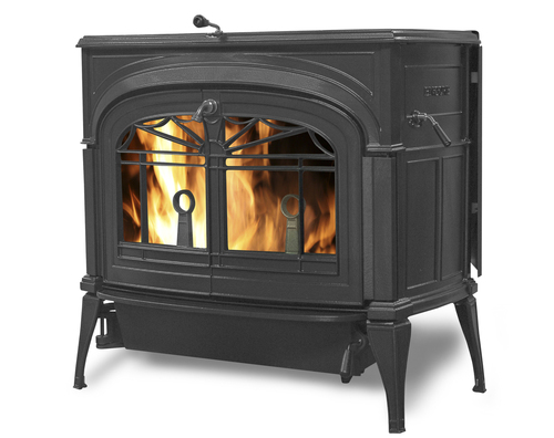 Vermont Castings Encore Flexburn Wood Stove Embers