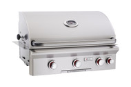 "AOG 30"" T-Series Built-in BBQ - Primary Cooking Surface 540 sq. inches"