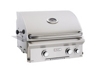 "AOG 24"" L-Series Built-in BBQ - Primary Cooking Surface 432 sq. inches"