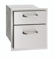 AOG - 16 x 15 Double Drawer for Outdoor Kitchen