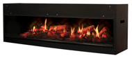 Dimplex Opti-V Duet Linear Electric Fireplace