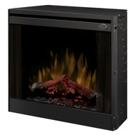 "Dimplex 33"" Slim Direct Wire Firebox"
