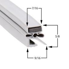 Utility Gasket 30 3/8 x 32 1/4