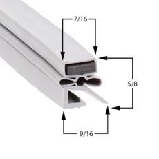 Vulcan-Hart Gasket 23 3/4 x 60 1/4