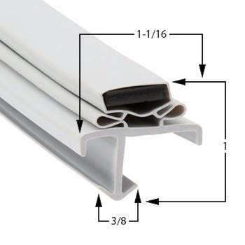 American Panel Gasket 50 x 77 1/2