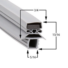 Profile 691 - 8' Stick