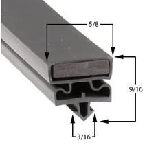 Profile 548 - 8' Stick