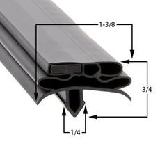 Profile 582 - 8' Stick