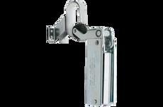 "Hydraulic Door Closer and 1 1/8"" Offset Hook - Kason 1092 Series"
