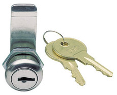 Generic Cylinder Lock w/ Stainless Face