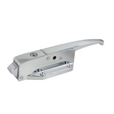 SafeGuard Latch with Cylinder Lock - Kason 58 Series