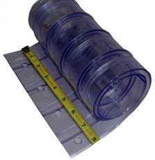 "RIBBED - Single Replacement Strip - 8"" x 120"" - Freezer"
