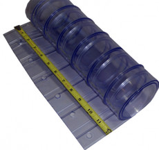 """RIBBED - Single Replacement Strip - 12"""" x 120"""" - Cooler"""