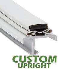 Profile 601 - Custom Upright Door Gasket