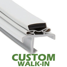 Profile 601 - Custom Walk-in Door Gasket