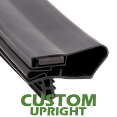 Profile 782 - Custom Upright Door Gasket