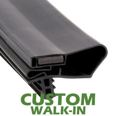 Profile 782 - Custom Walk-in Door Gasket