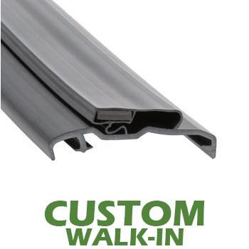 Profile 385 - Custom Walk-in Door Gasket