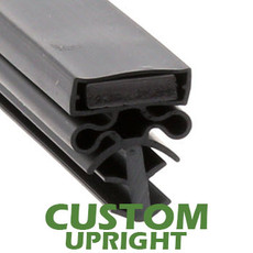Profile 504 - Custom Upright Door Gasket
