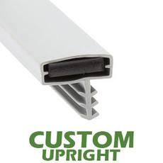 Profile 544 - Custom Upright Door Gasket