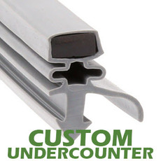 Profile 833 - Custom Undercounter Door Gasket