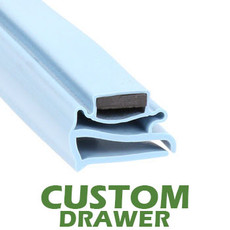 Profile 802 - Custom Drawer Gasket