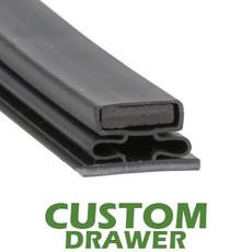 Profile 716 - Custom Drawer Gasket
