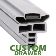 Profile 714 - Custom Drawer Gasket