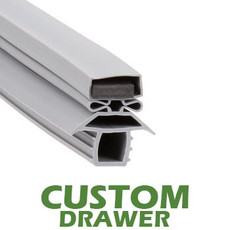 Profile 691 - Custom Drawer Gasket