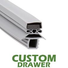 Profile 691 - Custom Drawer Gasket