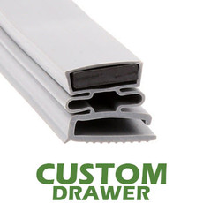 Profile 494 - Custom Drawer Gasket