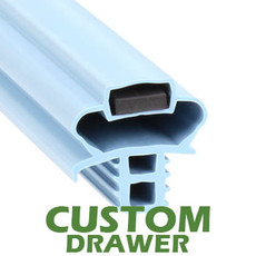 Profile 891 - Custom Drawer Gasket