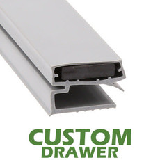 Profile 424 - Custom Drawer Gasket