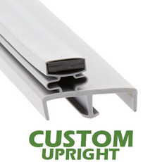 Profile 085 - Custom Upright Door Gasket