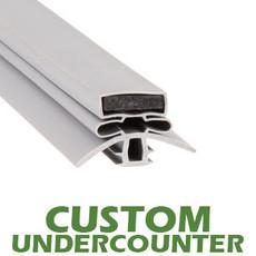 Profile 273 - Custom Undercounter Door Gasket