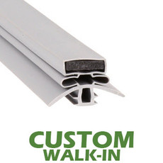 Profile 273 - Custom Walk-in Door Gasket