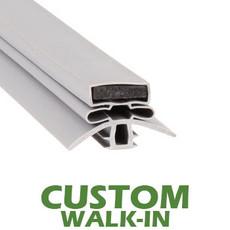 Profile 273 - Custom Walk-in Door Gasket