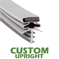 Profile 301 - Custom Upright Door Gasket