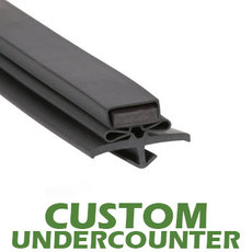Profile 016 - Custom Undercounter Door Gasket