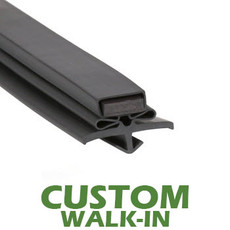 Profile 016 - Custom Walk-in Door Gasket