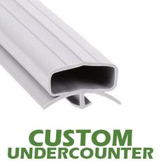 Profile 289 - Custom Undercounter Door Gasket