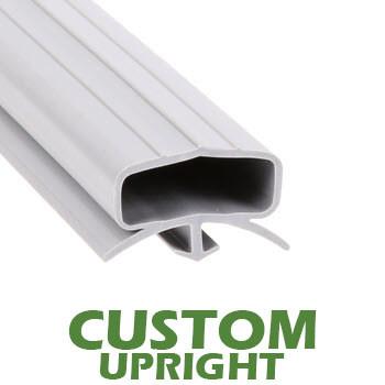 Profile 289 - Custom Upright Door Gasket