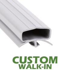 Profile 289 - Custom Walk-in Door Gasket
