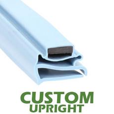 Profile 802 - Custom Upright Door Gasket