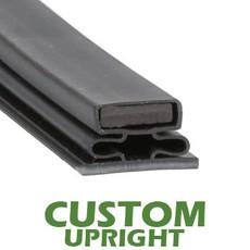 Profile 716 - Custom Upright Door Gasket