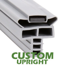 Profile 714 - Custom Upright Door Gasket