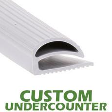 Profile 048 - Custom Undercounter Door Gasket