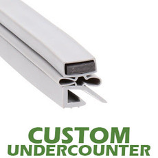 Profile 590 - Custom Undercounter Door Gasket