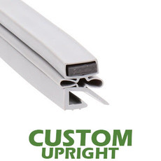 Profile 590 - Custom Upright Door Gasket